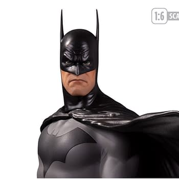 Batman: War on Crime Gets a New DC Collectibles Statue