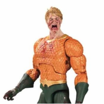 DCeased Gets Hungry with More Figures from DC Collectibles