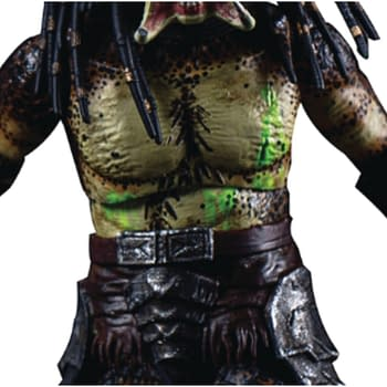 The Predator Gets Crucified with New Figure from Hiya Toys