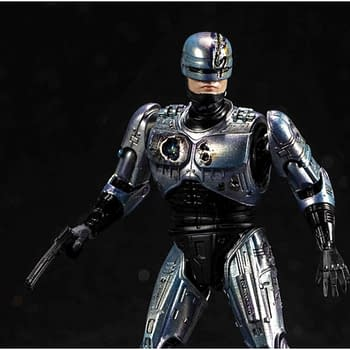 Robocop Comes Back with More Previews Exclusive Figures