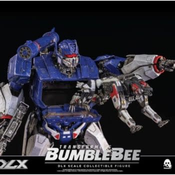Soundwave and Ravage Are Doing Recon with New Hasbro Figure