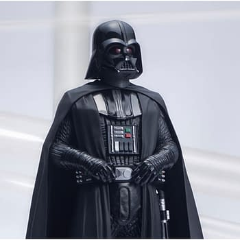 Darth Vader Gets a New All-Powerful Kotobukiya ARTFX Statue