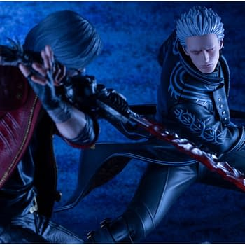 Devil May Cry 5 Vergil Comes to Life with New Kotobukiya Statue