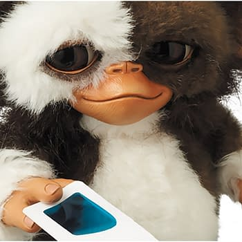 Gremlins Gizmo Goes 3-D with a New Prop from Medicom