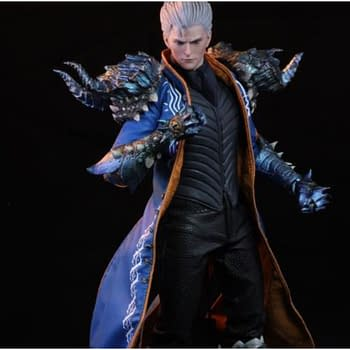 Devil May Cry 3 Comes Back with New Vergil Asmus Toys Figure