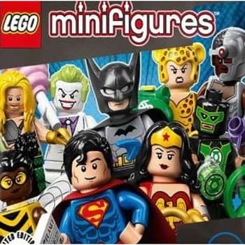 LEGO DC Super Heroes Mystery Bag Minifigures Coming Soon