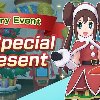 Pokémon Masters Receives A Holiday Event With Decorations