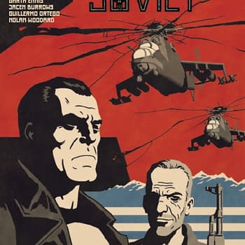 Frank Castle Makes a New Friend in Punisher: Soviet #2 [Preview]