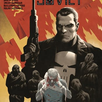 The Origin of the Russian Punisher in Punisher: Soviet #3 [Preview]