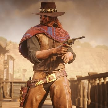 Rockstar Is Loading Red Dead Online On PC With Free Stuff