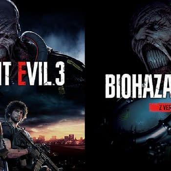 Resident Evil 3 Remake Main Artwork Leaked Online