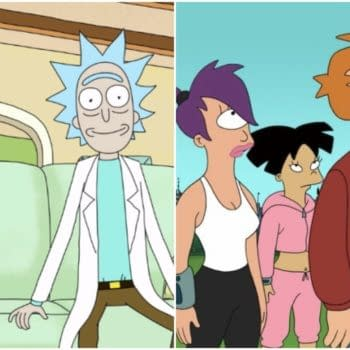 """Why """"Rick and Morty"""" and """"Futurama"""" is the Ultimate Animated Crossover [OPINION]"""