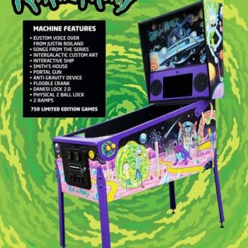 Look Morty! I'm a pinball machine! Pinball Rick!