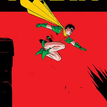 Now Robin Gets a $10 Anniversary Tribute 100-Page Comic in March