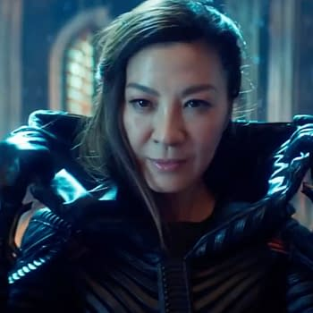 Star Trek: Discovery: Alex Kurtzman Julie McNamara Update Michelle Yeoh Spinoff Section 31