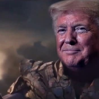 Trump Official Re-Election Campaign Video Has Donald Trump as Thanos Killing Democrats