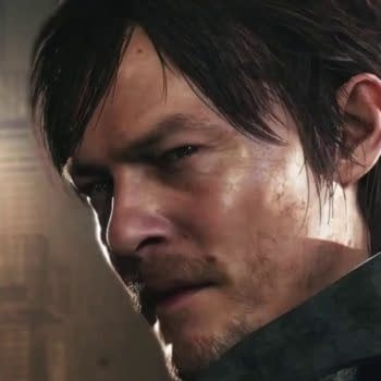 """New """"P.T."""" Camera Hack Confirms You Played As Norman Reedus"""