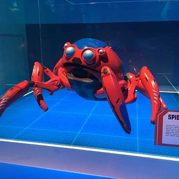 Marvel Trademarks S.P.D.R. Bots &#8211 For Christmas Future