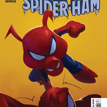 Not in the Mood for a Holiday Turkey How About a Spider-Ham #1 Preview
