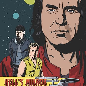 J.M. DeMatteis Returns to Star Trek For Mirror Universe Khan in IDW March 2020 Solicitations