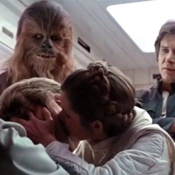 More Incest-Kissing in Star Wars: The Rise Of Skywalker?