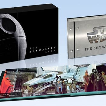 Star Wars Skywalker Saga 9 Film Collection Coming Soon on 4K