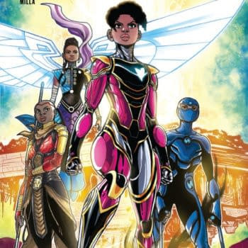 New Secret Marvel Project by Eve Ewing to Be Revealed Next Week