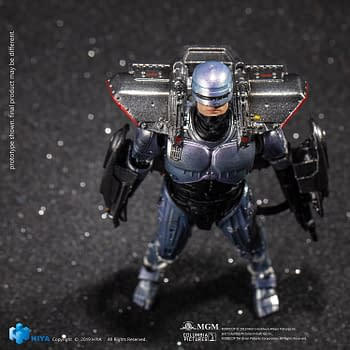 Robocop Gets Strapped with Another PX Exclusive Figure