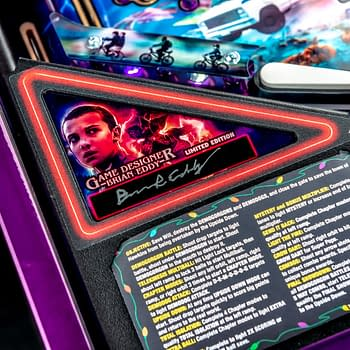 Stern's new Stranger Things pinball will take users into the upside down