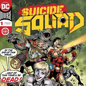 REVIEW: Suicide Squad #1 &#8212 That Tension And Unpredictability Is An Asset