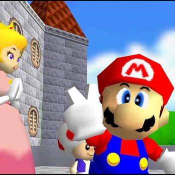 Super Mario 64 Modder Adds A Split-Screen Version