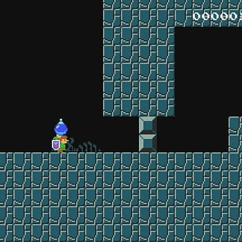 Link From The Legend Of Zelda Joins Super Mario Maker 2