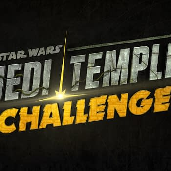 Star Wars Game Show Jedi Temple Challenge Set for Disney+ Ahmed Best (Jar Jar Binks) Hosting