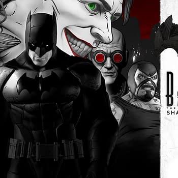 Athlon Games Releases The Telltale Batman Shadows Edition