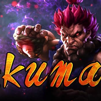 Akuma Will Be Coming To The Teppen Roster In January