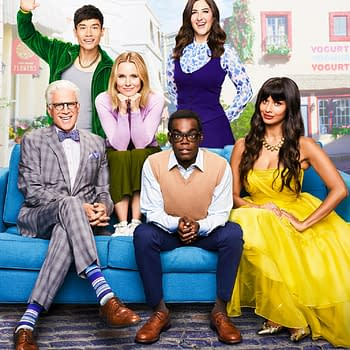 The Bleeding Cool TV Top 10 Best of 2019 Countdown: #5 The Good Place (NBC)