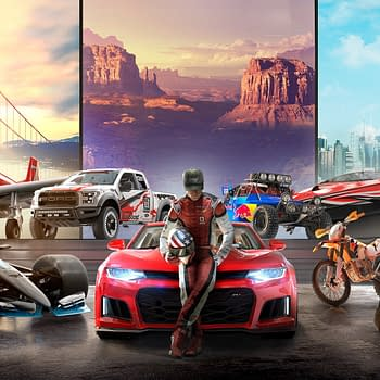 The Crew 2 Just Got A Free Major Update From Ubisoft