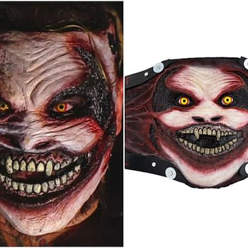 The Fiend Bray Wyatt Custom Title by Tom Savini Available Now&#8230For $6499