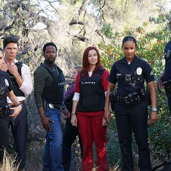The Rookie Season 2 The Dark Side Review: Lucy I Am Your [SPOILER]