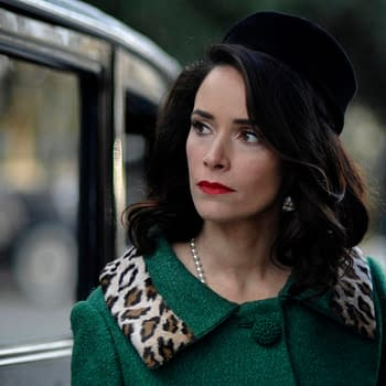 Timeless Future Reprisal Star Abigail Spencer Open to New Movie Every Couple of Years or Around the Holidays