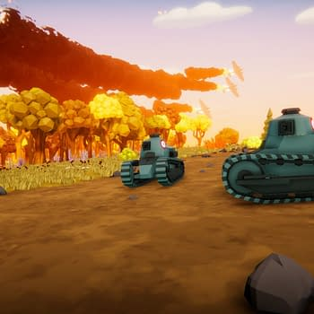 505 Games Reveals Total Tank Simulator For 2020 Release