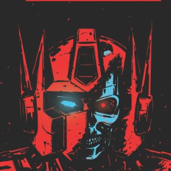 Terminator and Transformers Crossover in New Series from Dark Horse and IDW