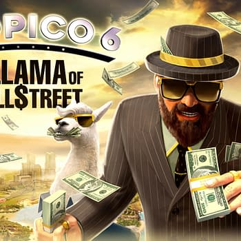 Giveaway: Tropico 6 DLC Pack The Llama Of Wall Street