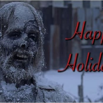 The Walking Dead: Deck The Halls with Walker Entrails A TWD Take on A Christmas Carol [VIDEO]