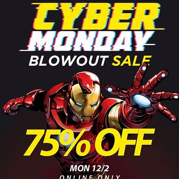 Deals Codes and Codewords For Comics on Cyber Monday