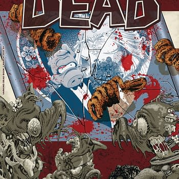 Dave Sim Parodies The Walking Dead as The Varking Dead for Cerebus In Hell &#8211 Every Copy Individually Numbered