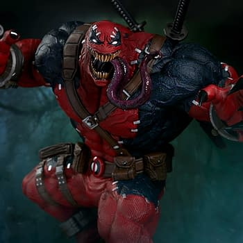 Venompool is Hungry as New PCS Collectibles Statue Coming Soon