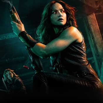Wynonna Earp Cast on Working with DIRECTOR Melanie Scrofano [VIDEO]
