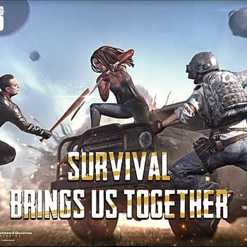 Giveaway: Second The Walking Dead Pack For PUBG Mobile