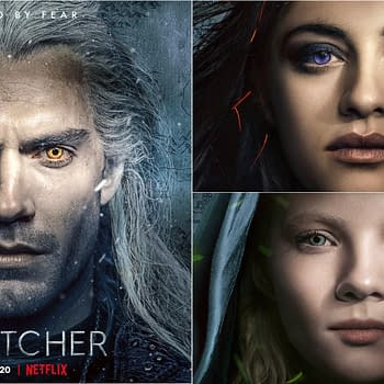 The Witcher Introduces Viewers to Geralt Yennefer &#038 Princess Cirilla [VIDEO]